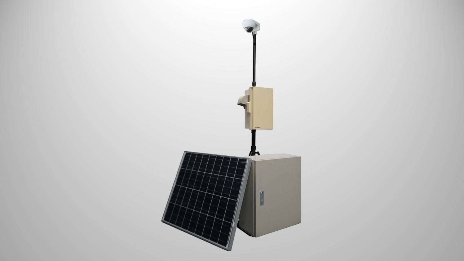 <h3>Type-C</h3> <p>・IPカメラ<br>・LTE/ルーター<br>・太陽光発電+バッテリー</p>のサムネイル