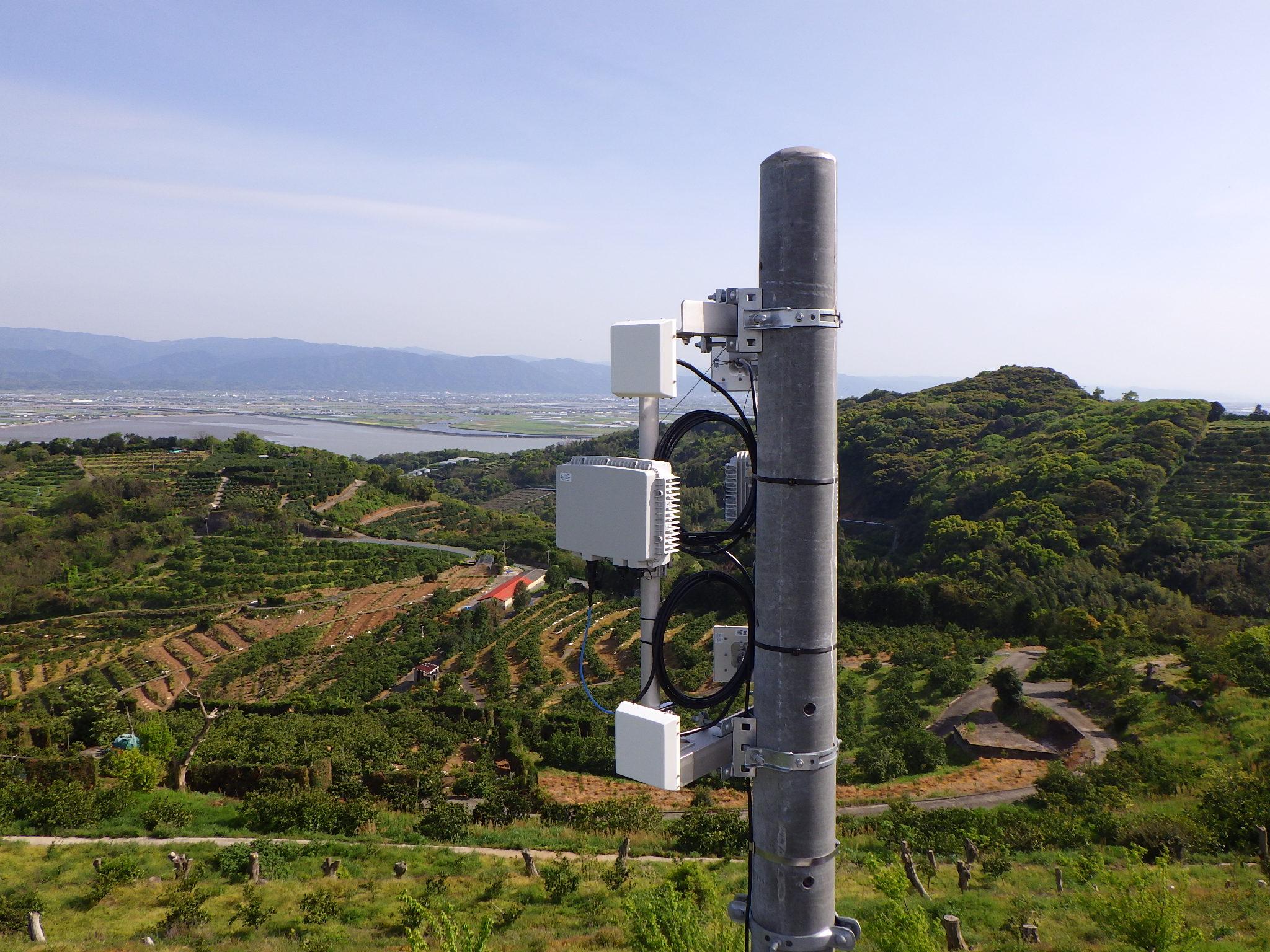 本社と支社間のデータ通信を無線化のサムネイル
