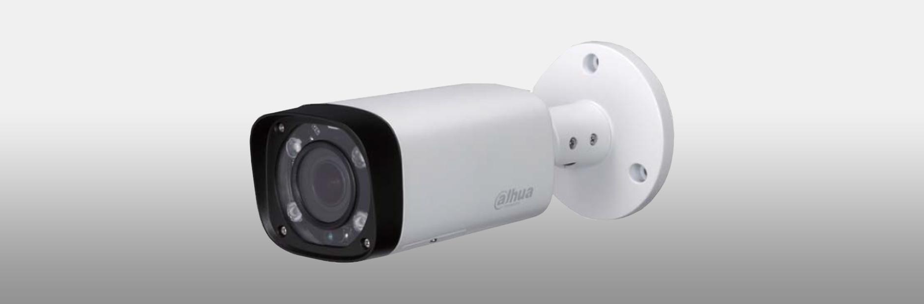 固定IRバレットカメラ